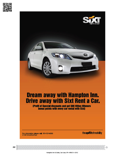 San Juan Car Rental Sixt