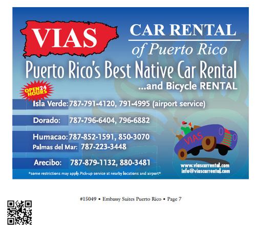 Vias Car Rental